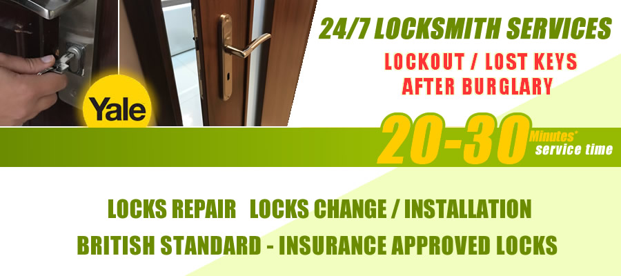 Vauxhall locksmith services